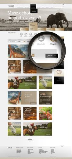 Noble Concierge by ROXX Media , via Behance