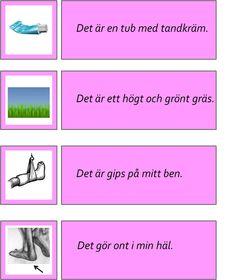 montessorimaterial - Swedish Language, Former, Flashcard, Speech Therapy, Montessori, School Ideas, Barn, Inspiration, Infants
