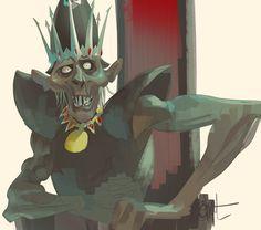 by Otto Schmidt Otto Schmidt, Creature Concept Art, Creature Design, Character Illustration, Illustration Art, Animation Reference, Character Design References, Comic Artist, Cartoon Art
