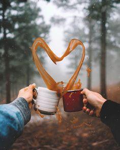 "rustic-bones: ""Sundays are for coffee ☕️❤️ enjoying new collagen coffee creamer ✨ "" Coffee Photography, Creative Photography, Amazing Photography, Art Photography, Famous Photography, Morning Photography, Birthday Photography, Winter Photography, Product Photography"