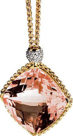 Fantastic necklace - Morganite