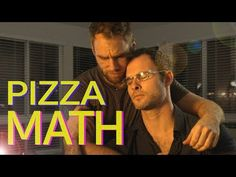 Temporary Monomania: PIZZA MATH   Matt & Dan