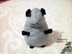 Handmade by Lissy Lou: Beanie Rodent