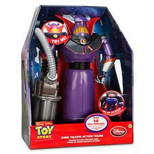 """Disney : Emperor Zurg Talking Action Figure - 15""""  (toy story)  - New In Box"""