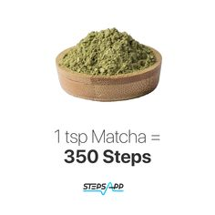 This is 🍵💚 Start the day with a low calories Matcha Tea. Healthy, full of energy and very tasty. Low Calories, Start The Day, Matcha, Walking, Tasty, Healthy Recipes, Tea, Food, Eten