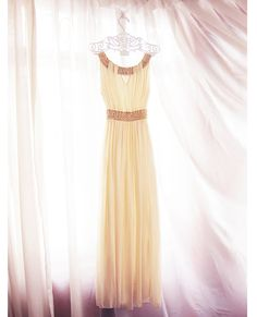 30 DOLLARS OFF XMAS Sale Great Gatsby Egyptian Goddess Winter Cleopatra Cream Gold Chiffon Long Dress Elven Victorian Ethereal Medieval Gown