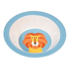 Lion Melamine Bowl