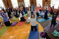 GALLERY: Sunflower Yoga Fest on Jan. 17, 2015. MORE: http://www.uticaod.com/apps/pbcs.dll/gallery?Site=NY&Date=20150117&Category=PHOTOGALLERY&ArtNo=117009999&Ref=PH&taxoid=