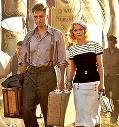water for elephants Reese Witherspoon Movie Star