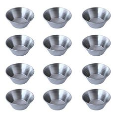 1 X 12 Polished Stainless Steel Portion Cups 25 oz  4 Dozen >>> Continue to the product at the image link.Note:It is affiliate link to Amazon.