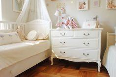 comodas-estilo-provenzal Baby Room, Toddler Bed, House Design, Decorations, Table, Furniture, Home Decor, Small Rooms, Home