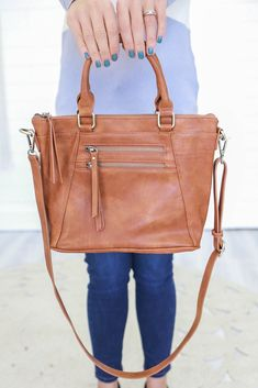 8eebbad617c8 Faux Leather Crossbody Bag - Online Clothing Boutique Online Clothing  Boutiques