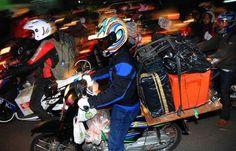 6 Tips Penting Mudik Aman Dengan Sepeda Motor