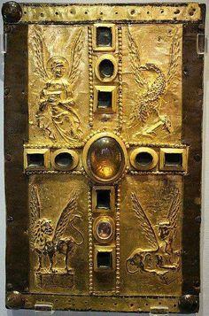 Legatura di epoca carolingia, X secolo