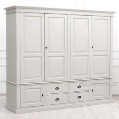 Платяной шкаф Scarlett - Платяные шкафы - Спальня - Мебель по комнатам My Little France