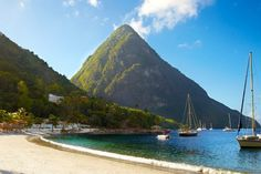 7 things to love right now in the Caribbean: The arrival of water bikes at Sugar Beach, A Viceroy Resort, St. Lucia. Coastalliving.com