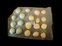 recette n°2 meringues - YouTube