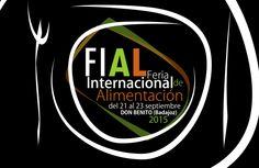 FIAL 2015, Feria Internacional de Alimentación de Extremadura. Programa