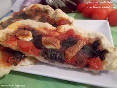 Pizza+al+radicchio+con+lievito+istantaneo
