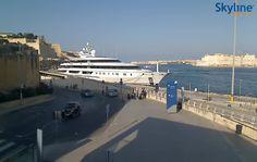 Live Cam Grand Harbour - Valletta