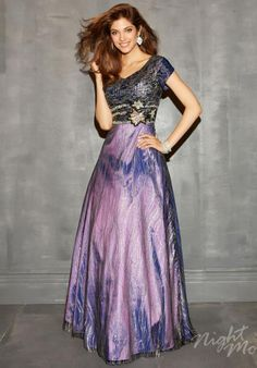 Night Moves 7176M at Prom Dress Shop