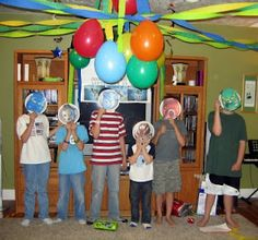 Bionicle Birthday (or Bionicles 101 for mothers)