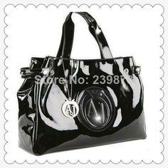 2013 NEW Hot Newest High Quality Women Patent Leather Handbag Fashion Shoulder Bag free shipping Jet Set Travel 891 $16.86 - 32.86