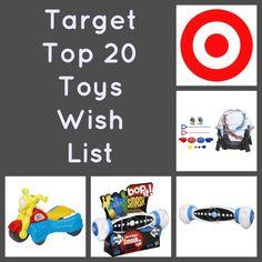 Top 20 Toys #spon
