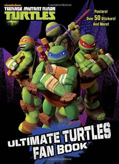 Ultimate Turtles Fan Book (Teenage Mutant Ninja Turtles) by Golden Books http://www.amazon.ca/dp/0449809919/ref=cm_sw_r_pi_dp_2SkKwb0A9MB53