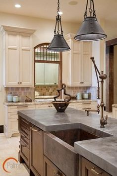 Kitchen Photos Copper Sink Design, Pictures, Remodel, Decor and Ideas - page 65