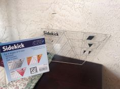 Sidekick Ruler by Jaybird Quilts for cutting diamonds and triangles in – Quilt Store Next Door Jaybird Quilts, Jay Bird, Ruler, Triangles, Diamond Cuts, Diamonds, Store, Tent, Larger