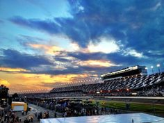 Daytona International Speedway- best place in the world