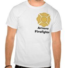 1LOGO11, Arizona Firefighter T Shirt, Hoodie Sweatshirt