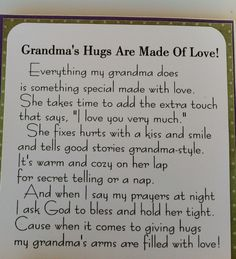 Valentines Day Poems To Grandma Cute Quotes, Great Quotes, Inspirational Quotes, Boy Quotes, Bob Marley, Quotes About Grandchildren, Valentines Day Poems, Grandmother Quotes, Grandparents Day