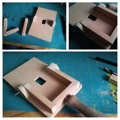 Frankenstein Light Switch: 5 Steps (with Pictures)