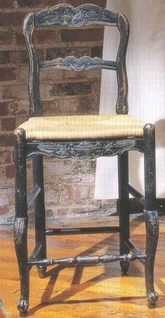 Habersham Country French Counter Stool