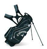 Callaway 2015 Chev Golf Stand Bag, Black/Silver - http://tonysgolf.com/2015/03/31/callaway-2015-chev-golf-stand-bag-blacksilver/