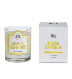 Bougie Parfumée Acacia d'Afrique (NEW) - La Belle Mèche