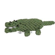 Good Karma Hundespielzeug, Modell Krokodil