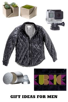 Find great gift ideas for men in our 2014 holiday gift guide.