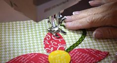 Hello, I'm Jill Finley From Jillily Studio. I love to appliqué! And I love my BERNINA machines! When I choose to appliqu by machine, my BERNINA makes it a breeze. Let me show you how I do it. Material