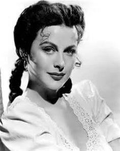 Hedy Lamarr - Bing images