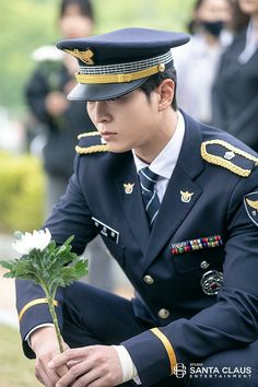 Joo Won, A Good Man, Captain Hat, Actors, My Favorite Things, Guys, Alice, Fashion, Moda