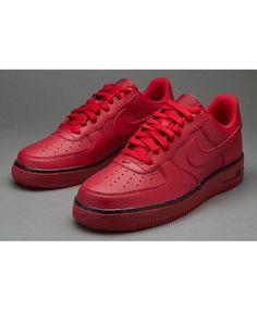 sale retailer e5fec 6f738 Womens Nike Air Force 1 Pivot Red Trainer Cheap Air Force 1, Nike Air Force