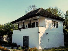 Atelierul de arhitectură: Case tradiţionale româneşti, case ţărăneşti - Muzeul satului de la Goleşti, Argeş (1)