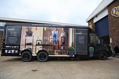 Britain's 1st fashion truck, Boutique in a Bus. www.boutiqueinabus.com