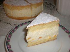 Beste Rezeptesammlung: Cremigste Käsesahne - Torte