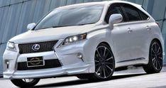 Wald International Lexus RX Executive Line
