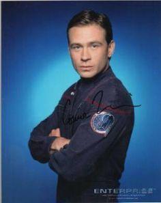 Connor Trinneer | Tripp Tucker | Barking up the Muse Tree | Star Trek Enterprise