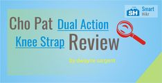 cho pat dual action knee strap review Iliotibial Band Syndrome, Hiking Gifts, Knee Brace, Knee Pain, Physical Therapy, When Someone, I Fall, Helping People, First Love